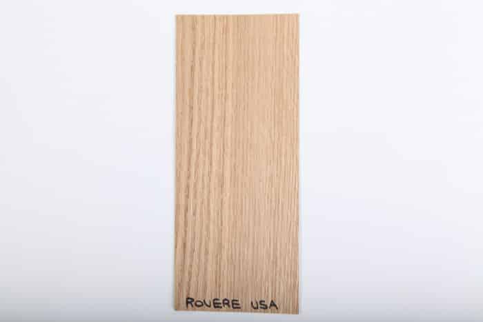 Bordo in legno rovere-usa essenza