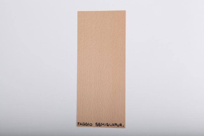 Bordo in legno faggio-semievaporato essenza