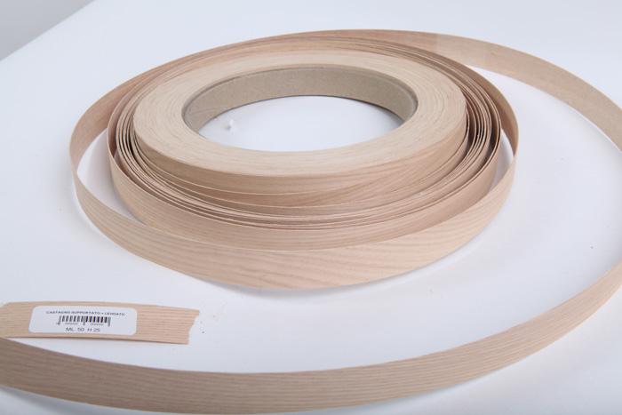 Bordo in legno castagno