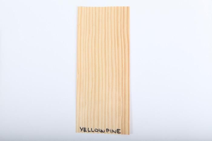 Bordo in legno pino essenza