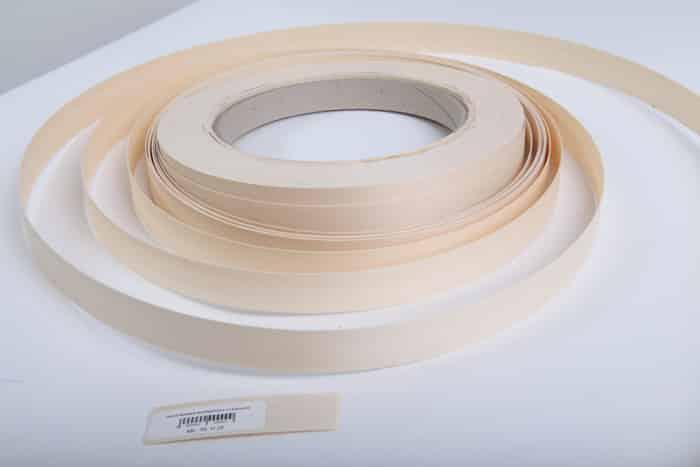 Bordo in legno tiglio-bianco